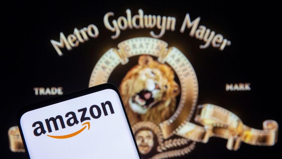 Amazon Metro Goldwyn Mayer'i satın aldı