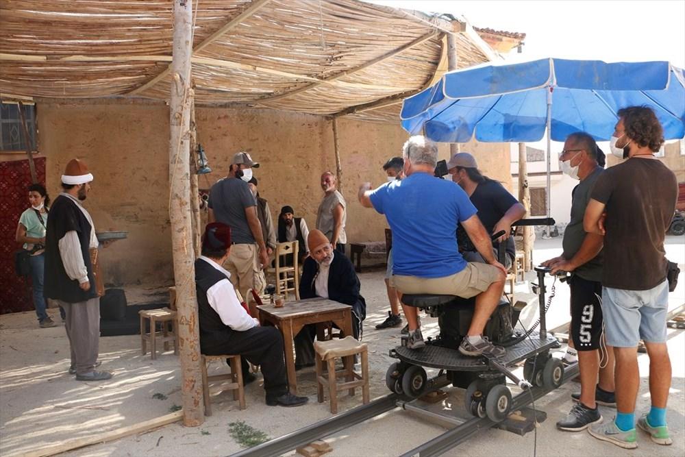 Muallim filminin çekimleri Kula'da devam ediyor - 9