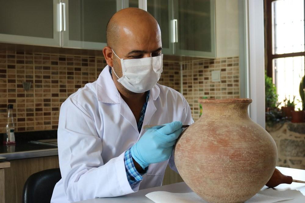 Türkiye'nin tarihi eserleri Diyarbakır'da restore ediliyor - 7