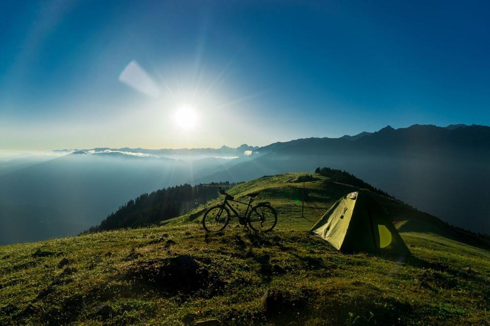 Turizmde yükselen trend: Kamp tatili - 4