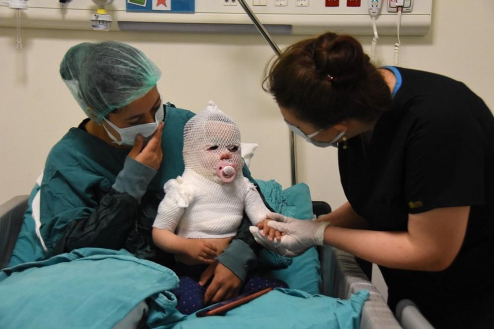 Beril bebekten iyi haber: Hayati tehlikesi yok - 1