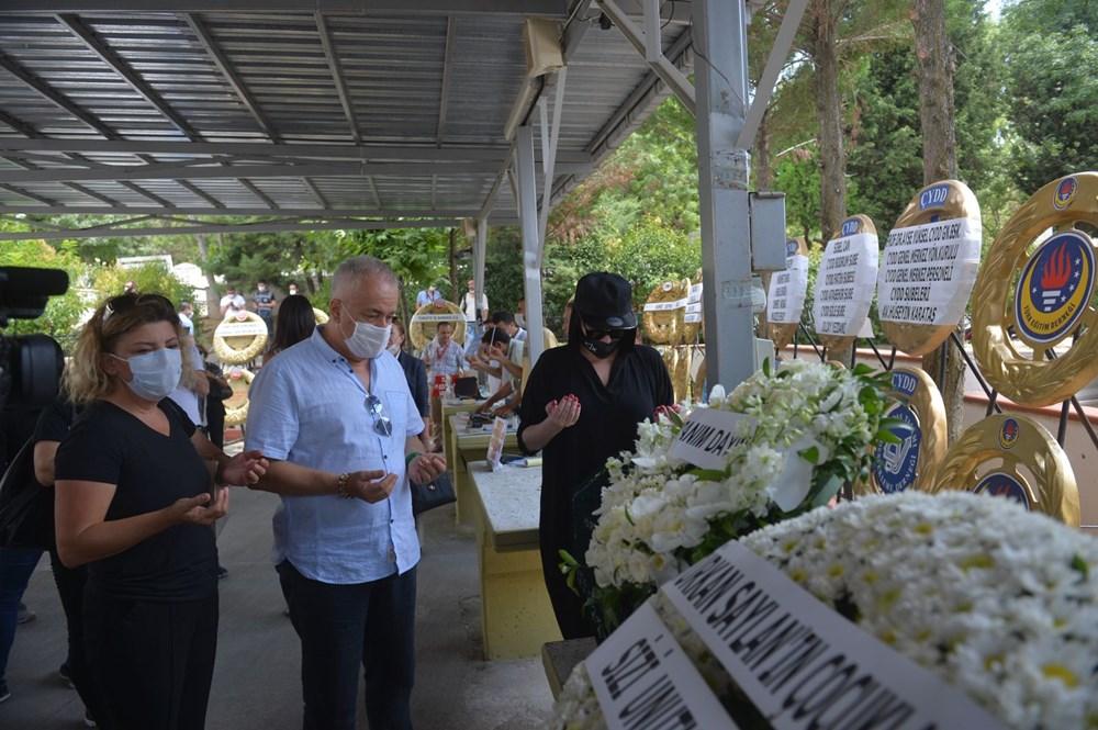 Seyfi Dursunoğlu son yolculuğuna uğurlandı - 11