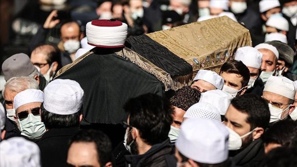 Hadis alimi Muhammed Emin Saraç son yolculuğuna uğurlandı - 5