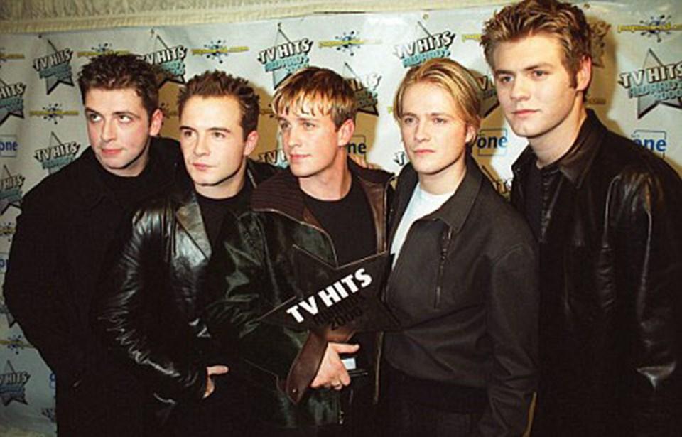 Westlife, 2000'ler...
