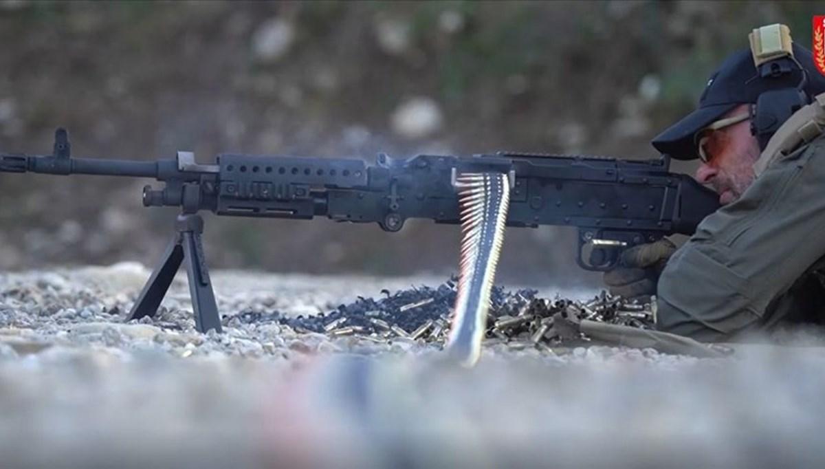 Jandarmaya yeni makineli tüfek (Türkiye'nin yeni nesil yerli silahları)