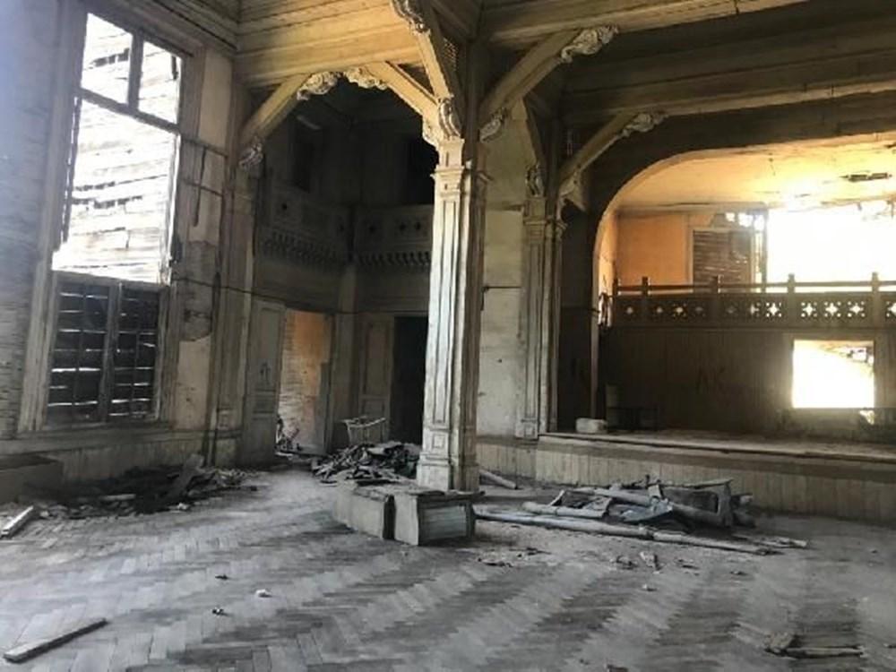 Büyükada Rum Yetimhanesi'nin son hali: İçi görüntülendi - 12