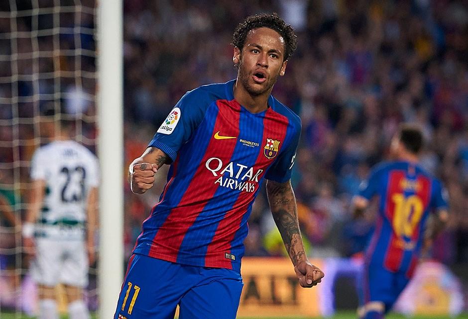 Barcelonadan Neymara 5 yıllık sözleşme