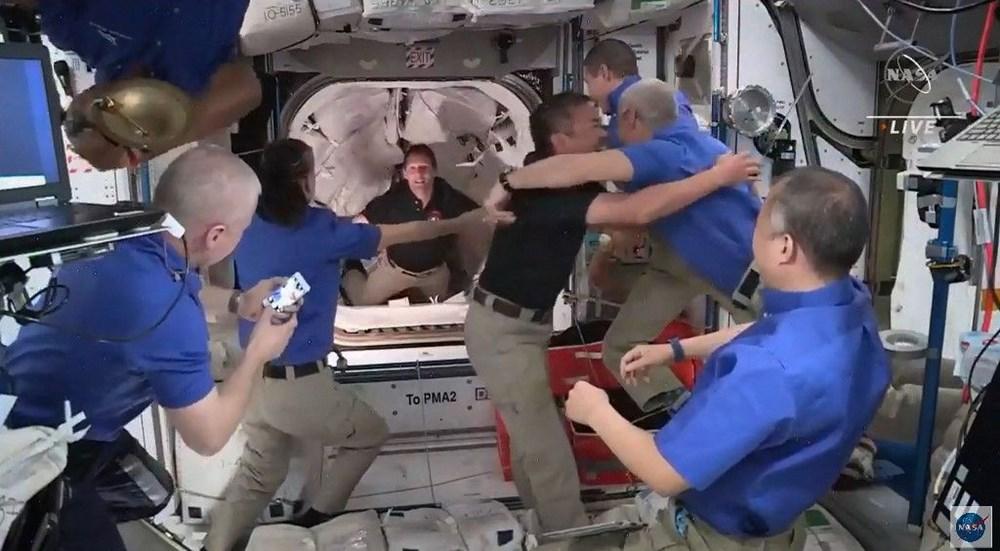 Uzay on yılın en kalabalık günlerini yaşıyor: SpaceX ile birlikte 11 astronot oldu - 3