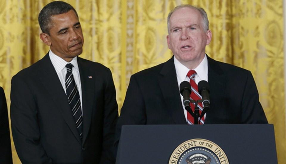 ABD'nin son 4 yılda insansız hava araçlarıyla hedef aldığı kişilerin isimlerini Brennan, Obama'nın önüne koyuyordu.