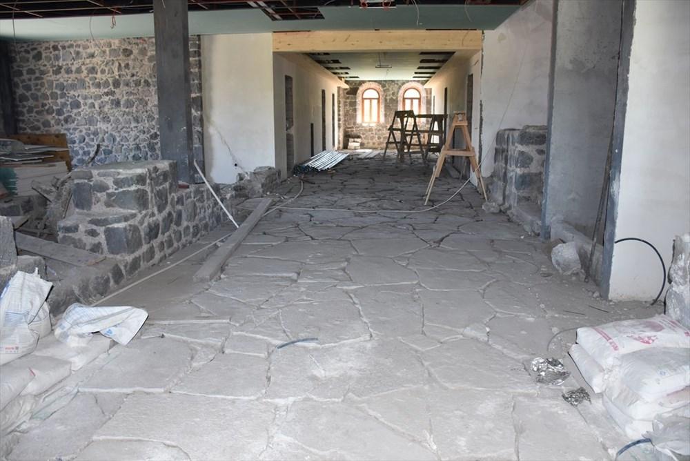 Osmanlı-Rus Savaşı'nın tanığı tarihi Beylerbeyi Sarayı eski ihtişamına kavuşuyor - 4