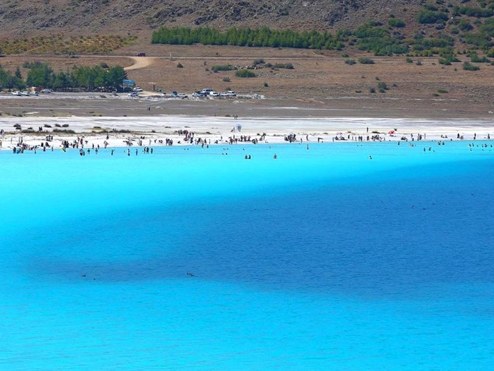 'Türkiye'nin Maldivleri' Salda Gölü bu yaz binlerce ziyaretçiyi ağırladı