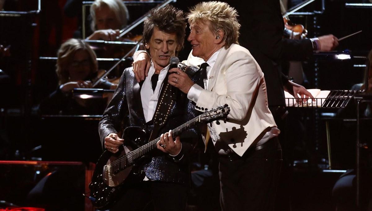 Rolling Stones'un gitaristi Ronnie Wood ikinci kez kansere yakalandı