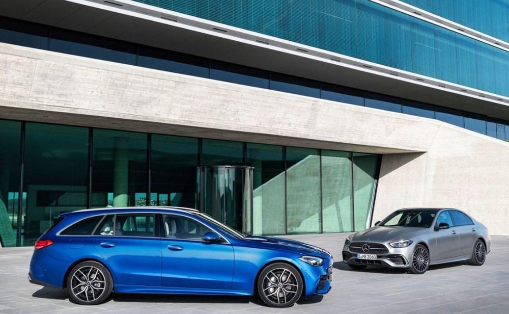 Yeni Mercedes-Benz C-Serisi tanıtıldı - 10