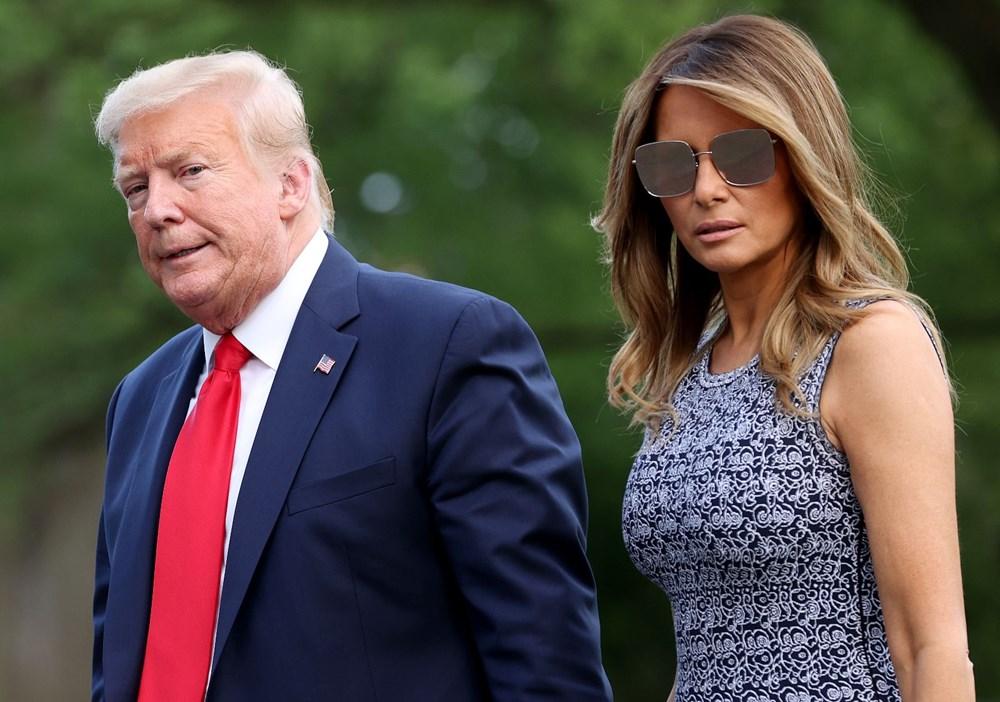 Yeni kitap yeni iddialar: Melania Trump'ın ses kaydı konuşuluyor - 4