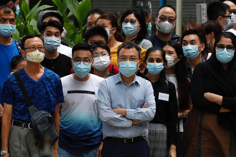 Corona virüste son durum: ABD salgının merkezi olmaya devam ediyor - 25