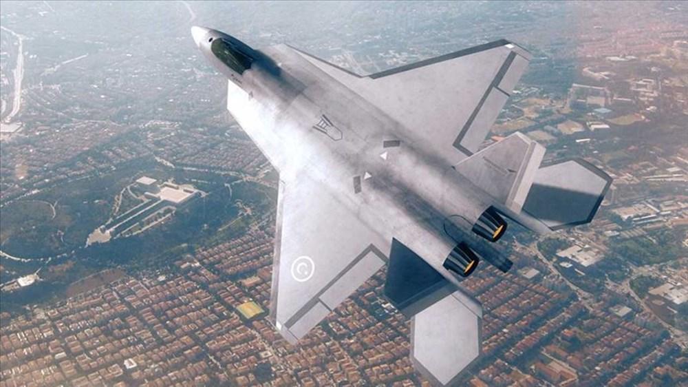 Aksungur tam yüklü mühimmatla 1 günden fazla uçtu (Türkiye'nin yeni nesil silahları) - 41