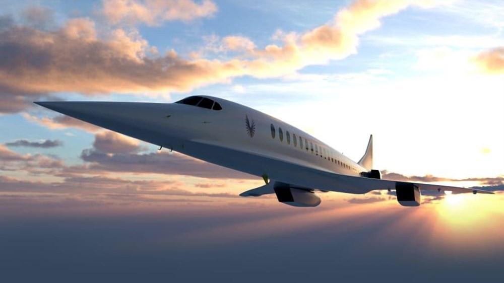 ABD'li şirket: En uzun uçuş 4 saate inecek - 6