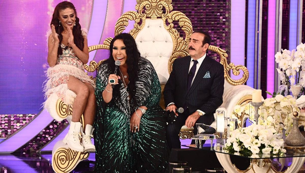 Bülent Ersoy, Mustafa Keser ve Yıldız Tilbe'den canlı performans: Benzemez Kimse Bize'de unutulmaz gece