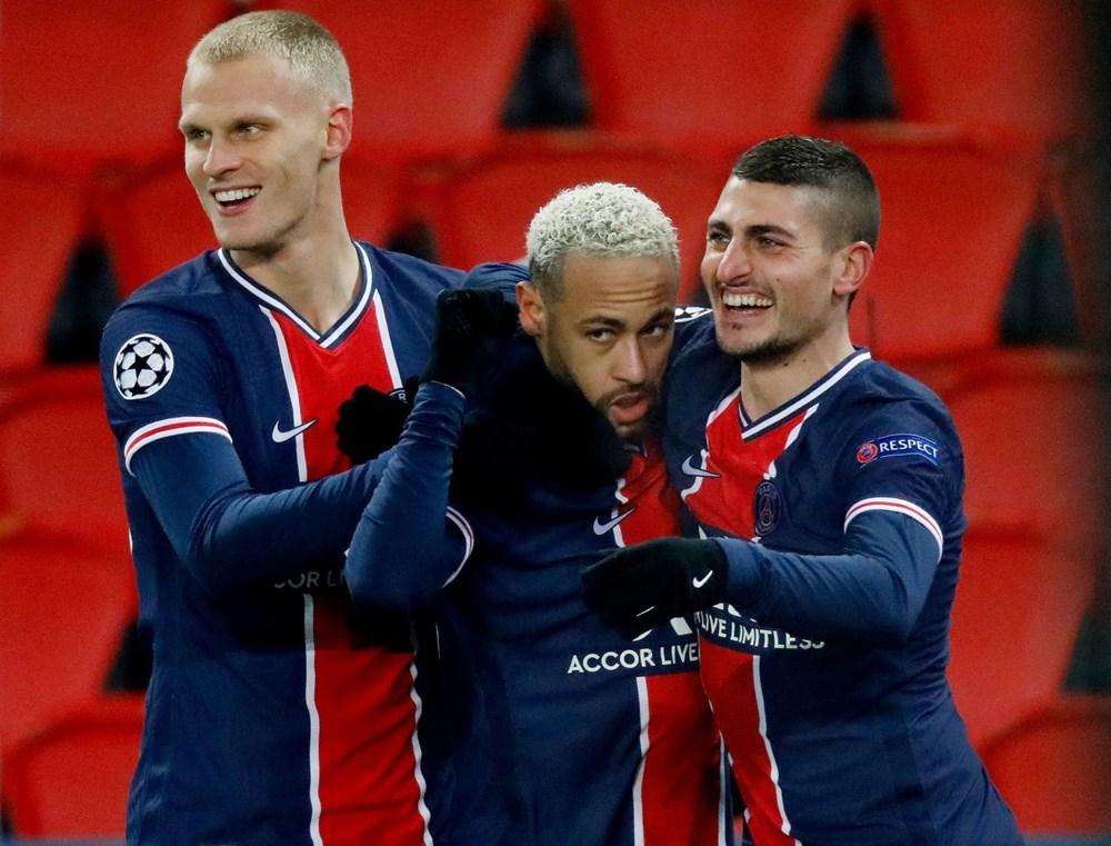 PSG'ye 5-1 yenilen Başakşehir Avrupa'ya veda etti - 4