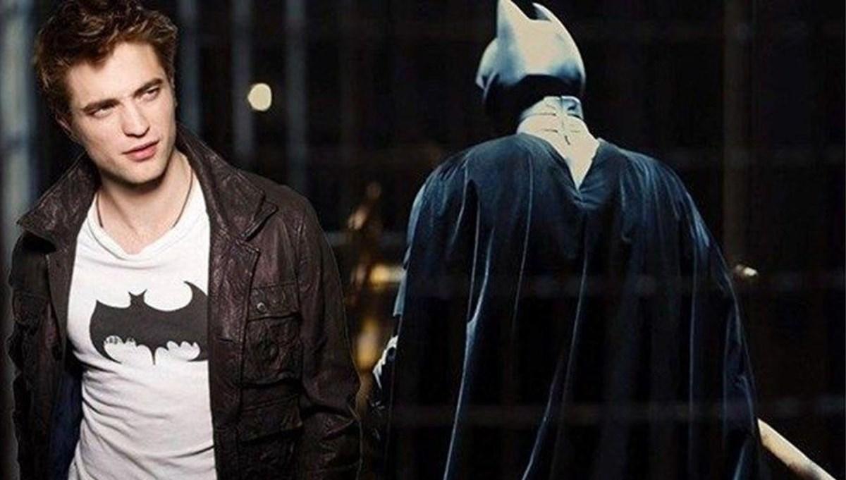 Robert Pattinson'lı The Batman'in dizisi de gelecek