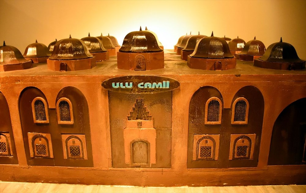 Bursa'nın en tatlı müzesi: 8 ton çikolata kullanıldı (Bursa Çikolata Müzesi) - 8