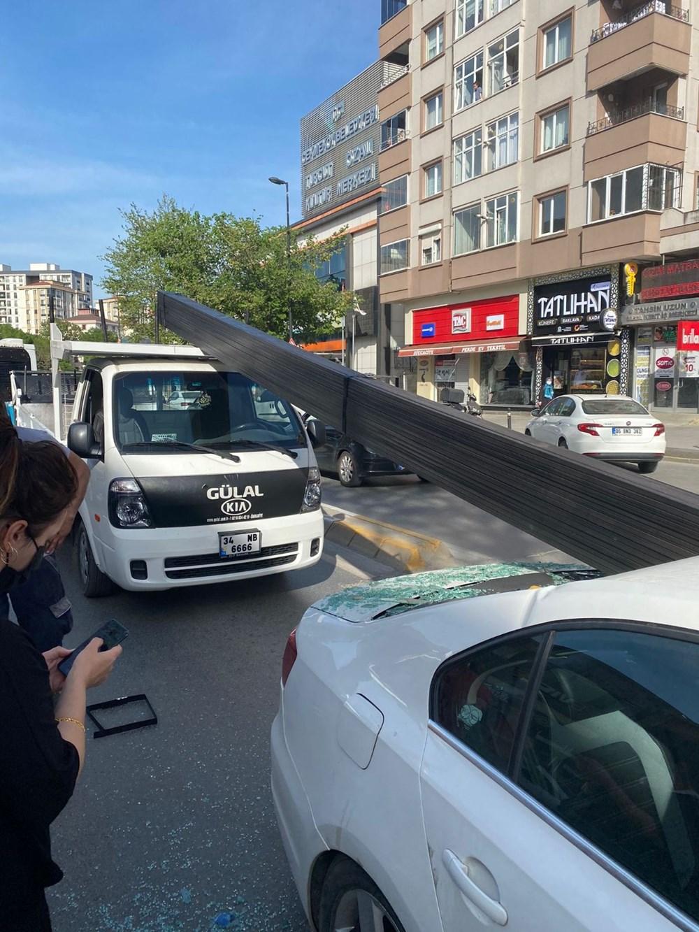 İstanbul'da görünmez kaza: Ölüm teğet geçti - 5