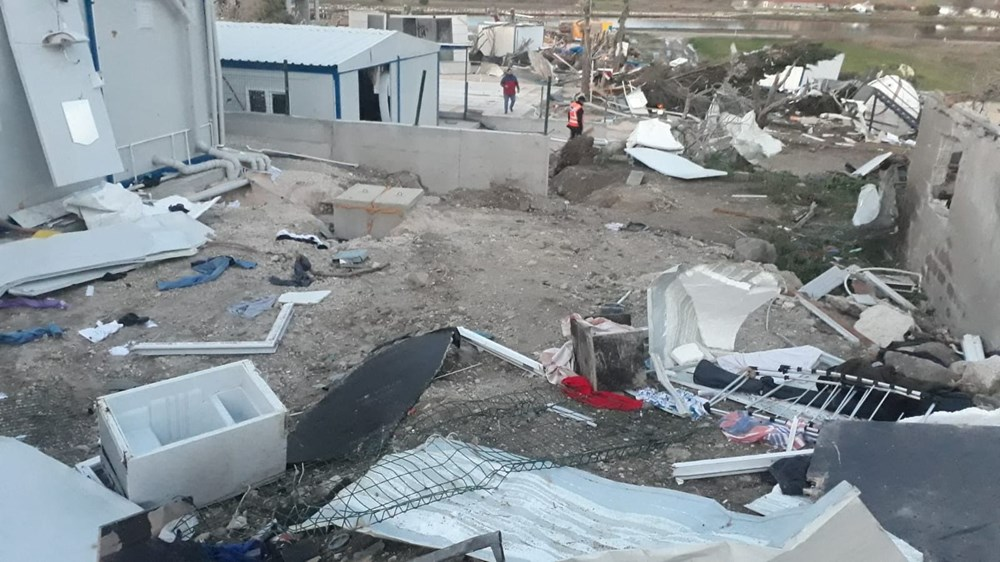 İzmir'de hortum felaketinin boyutları gün ağarınca ortaya çıktı - 18