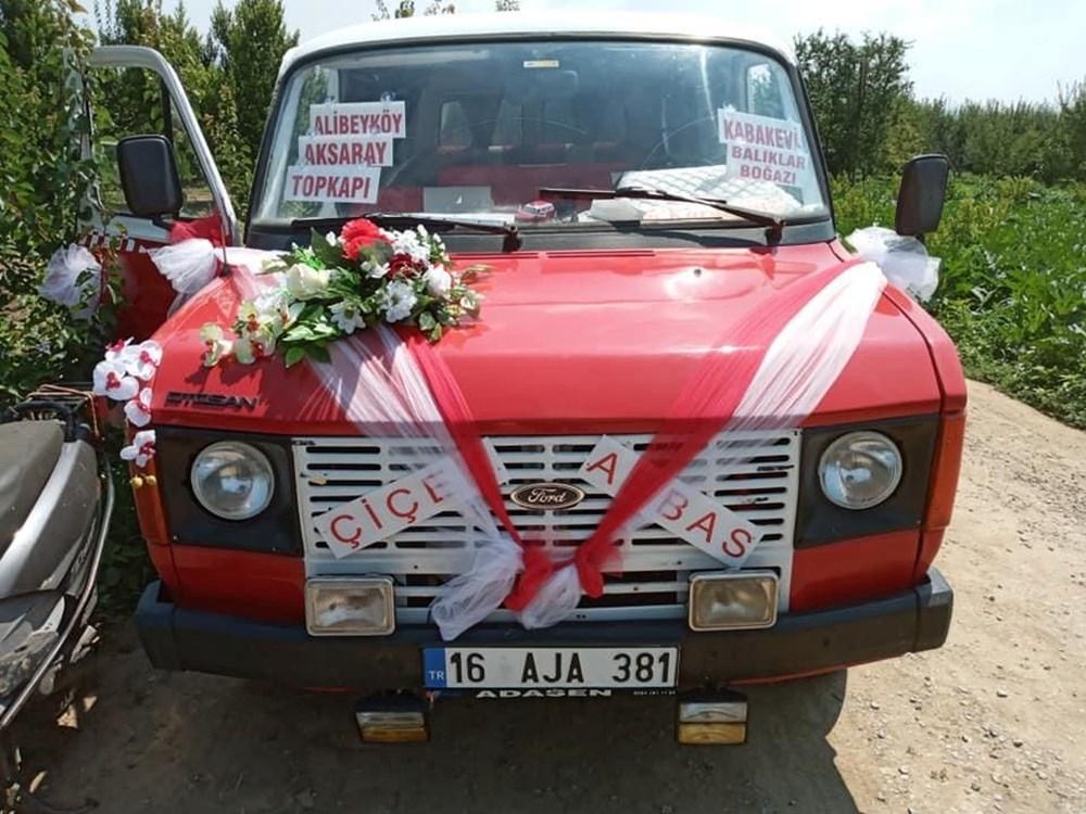 Çiçek Abbas filmindeki minibüsü yapmak için 60 bin TL harcadı - 3