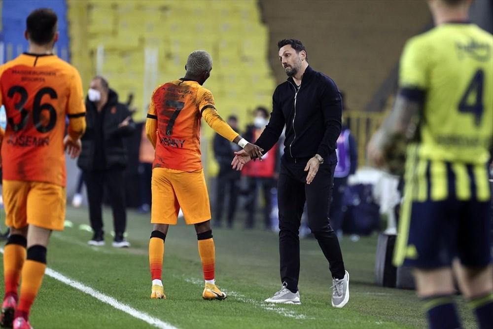 Derbide kazanan Galatasaray - 21