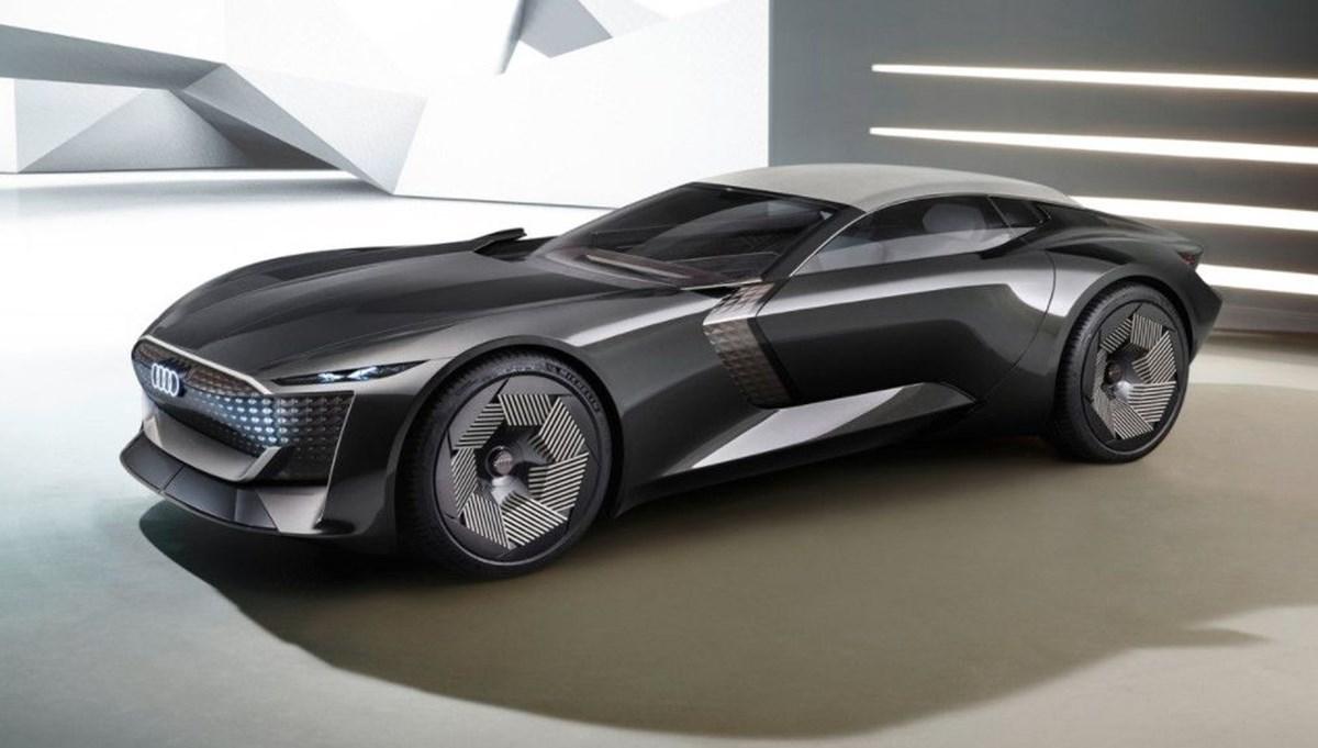 Audi'den sıra dışı otonom konsept: Audi Skysphere