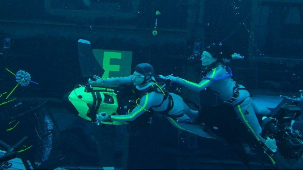 Avatar 2 için su altında 7 dakika kalan Kate Winslet: Öleceğimi sandım - 5