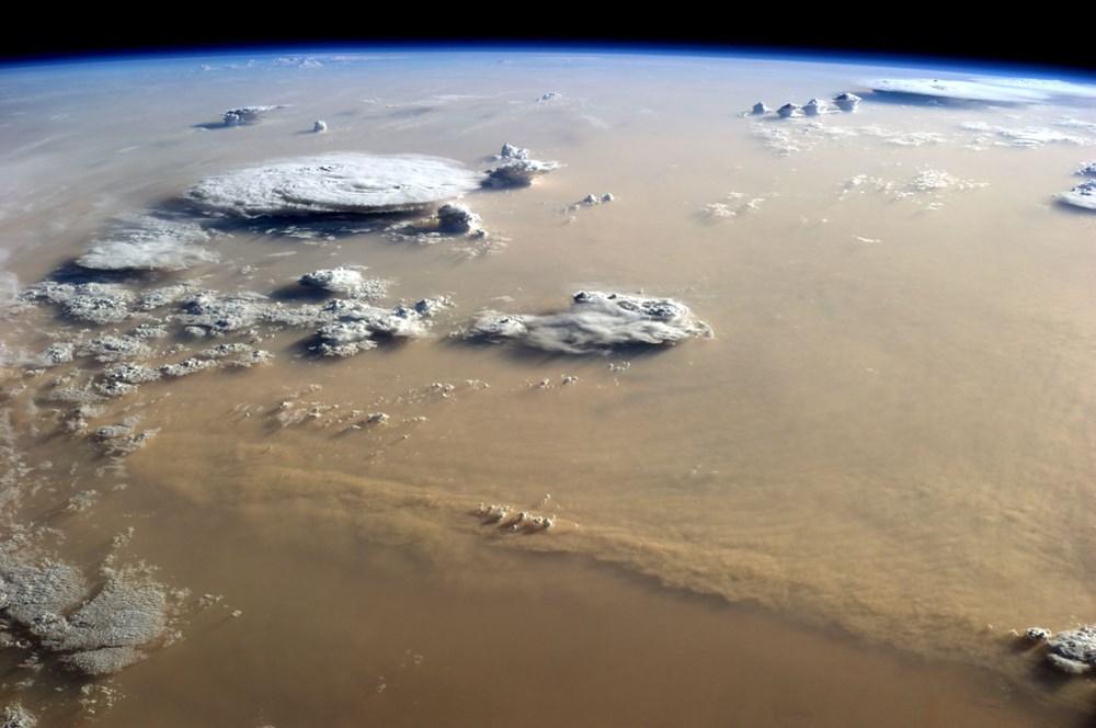NASA'nın Van Gölü fotoğrafı finalde - 6