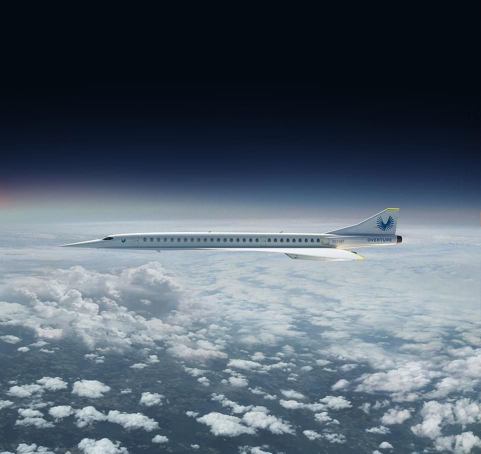 'Concorde'un varisi' için imzalar atıldı (9 saatlik yolculuk 3.5 saate inecek) - 4