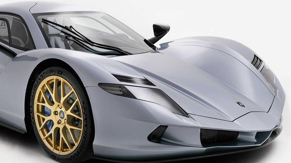 Dünyanın en pahalı elektrikli otomobili ilk teslimata hazır - 9