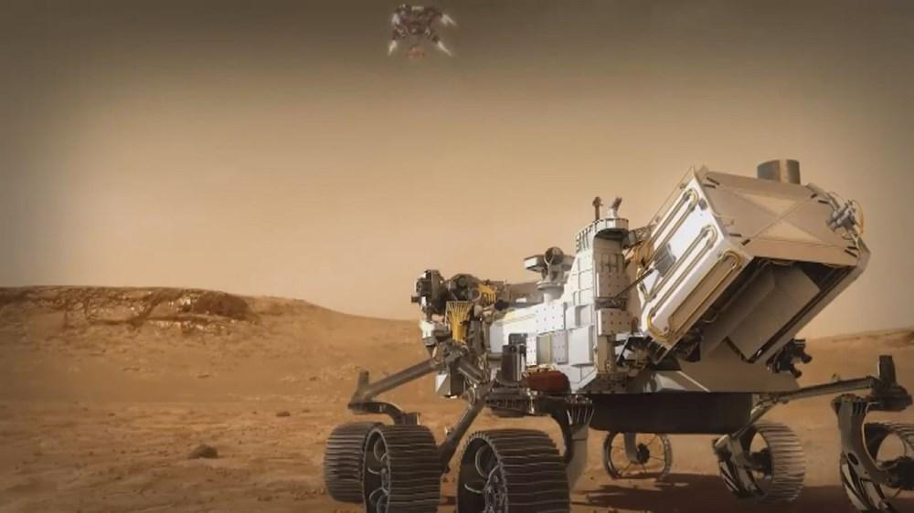 NASA için Salda'da araştırma yapan  Prof. Dr. Balcı: Yaşamın izlerini bulmaya çok yakınız - 5