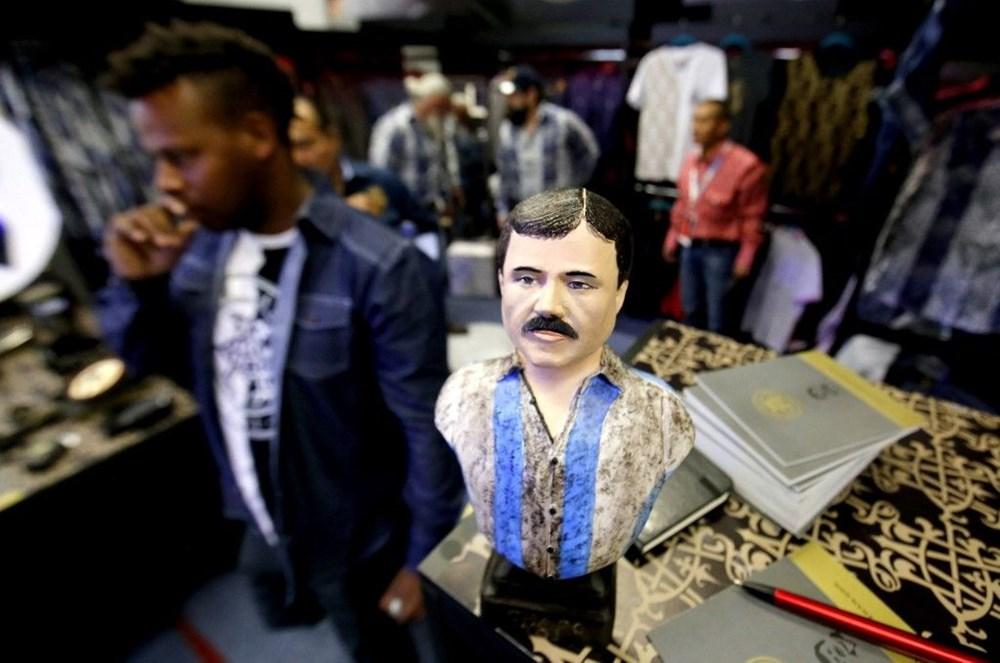 Uyuşturucu baronu El Chapo'nun eşi, işlediği suçları itiraf etti - 6