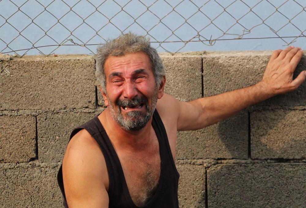 Antalya'da ağlatan yangın - 5