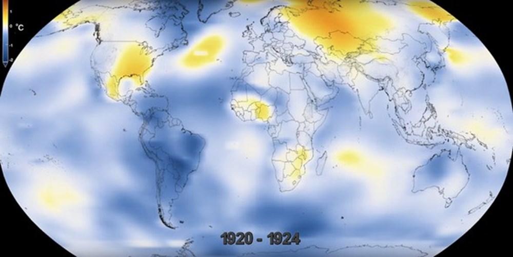 Dünya 'ölümcül' zirveye yaklaşıyor (Bilim insanları tarih verdi) - 49