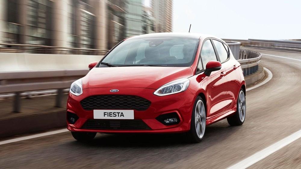 <p>Ford FiestaTitanium 5 Kapı1.0L EcoBoost 100PS6 İleri Otomatik Benzin</p> <p>Kampanyalı fiyatı171.000 TL</p>