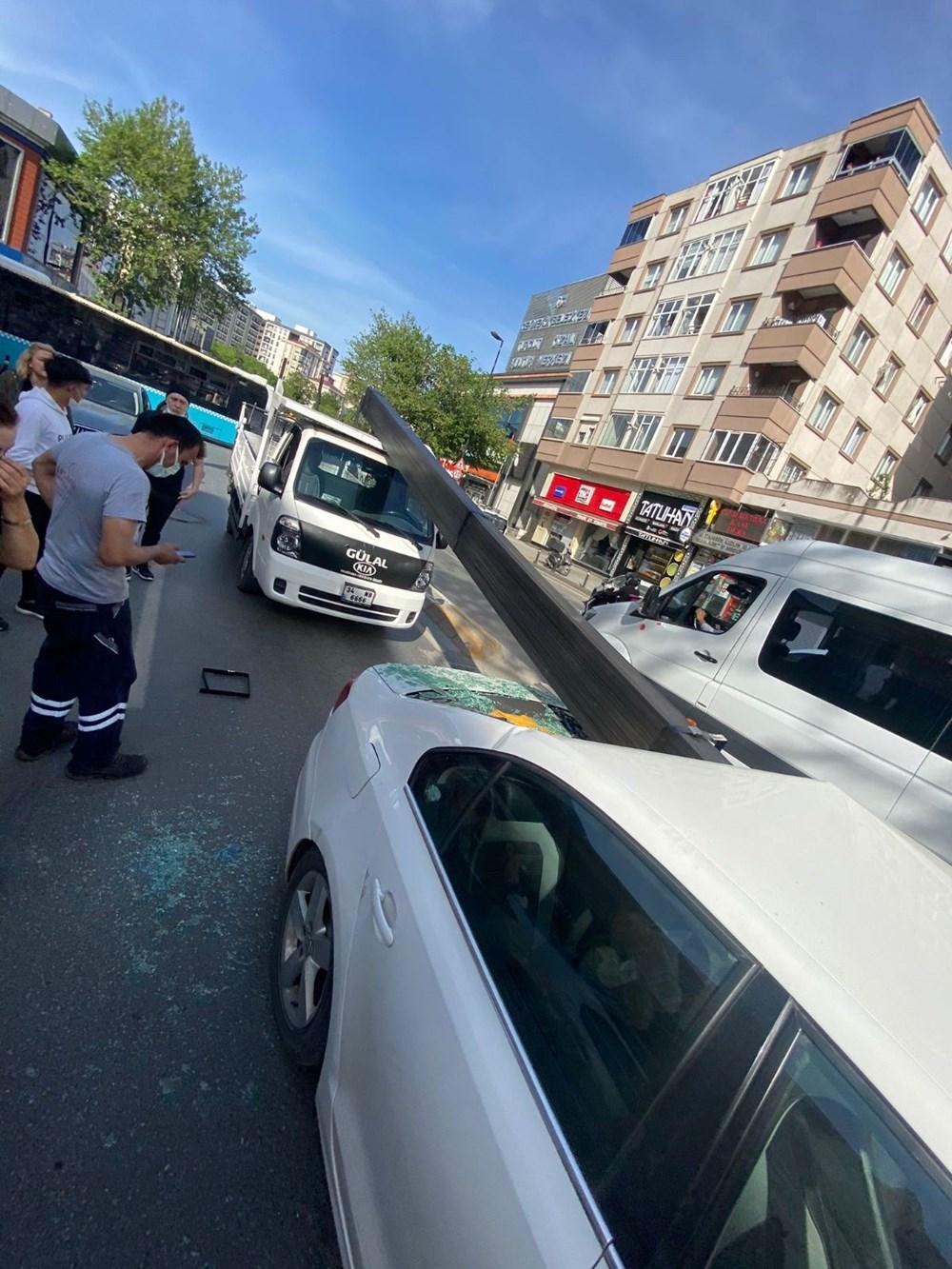 İstanbul'da görünmez kaza: Ölüm teğet geçti - 6