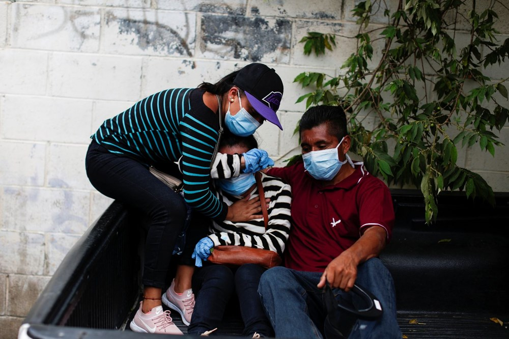 Corona virüs son durum: ABD'de can kaybı 150 bini aştı - 12