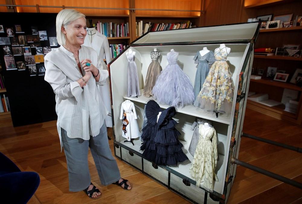 Dior'dan Dijital Moda Haftası için minyatür elbise tasarımları - 6