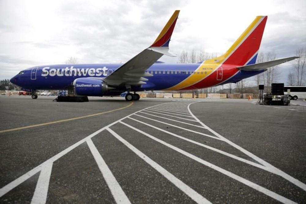 Boeing 737 MAX bir kez daha uçuşlara başladı - 9