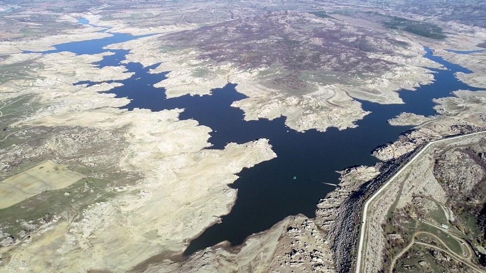Edirne'nin içme suyunu sağlayan baraj kurudu: 36 saatlik kesinti - 7