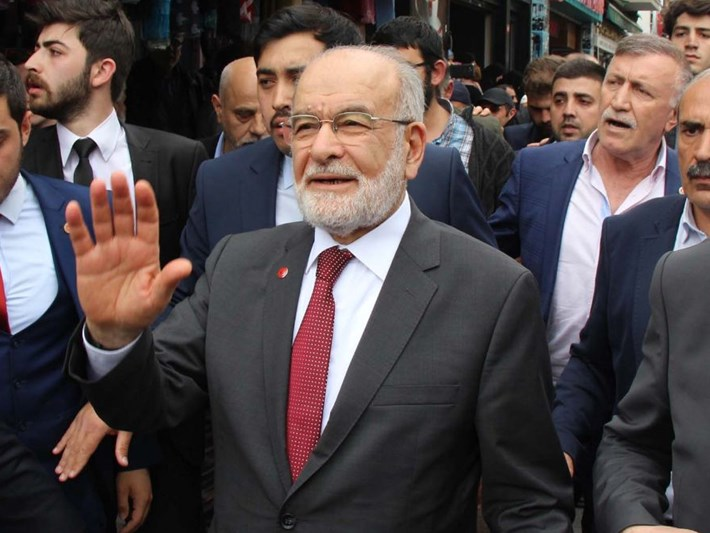 Karamollaoğlu: Partimize başka partiden katılım olabilir