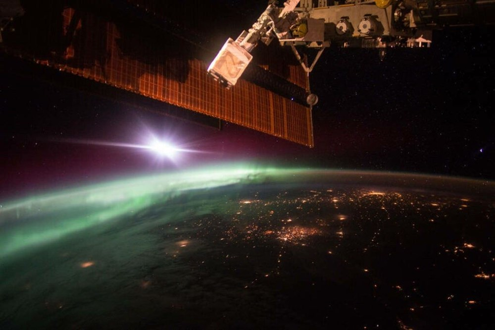 10 Earth photos from space - 10