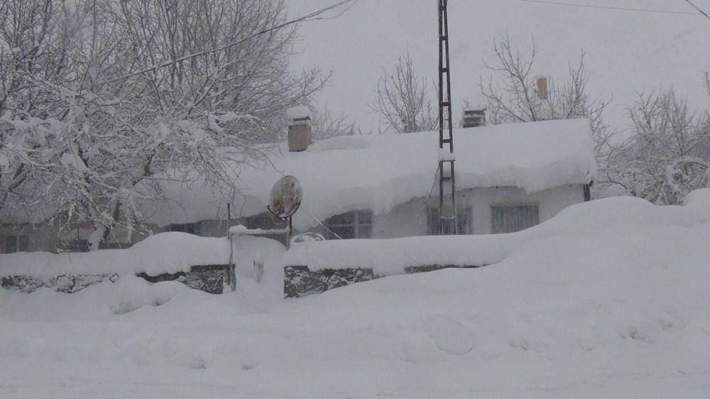 2 yıl önce 9 metre kar tutan Bitlis'te en kurak kış yaşanıyor - 9