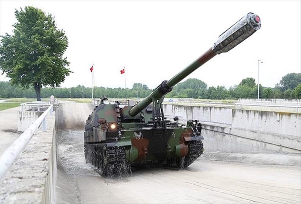 TSK'nın yeni roketatarı 12'den vurdu - 174