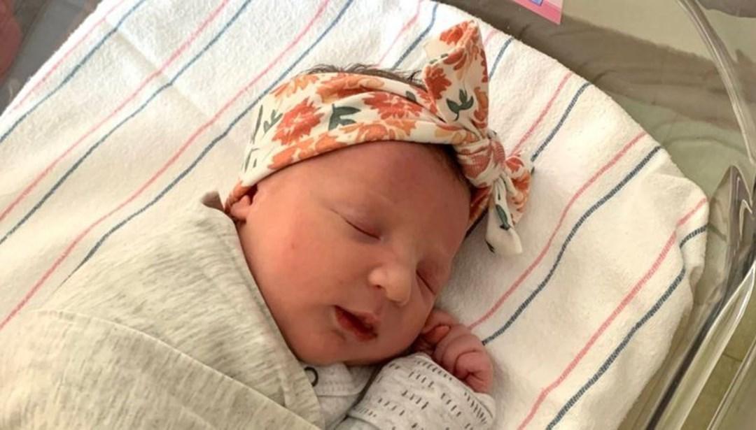 Dünyanın en yaşlı bebeği doğdu