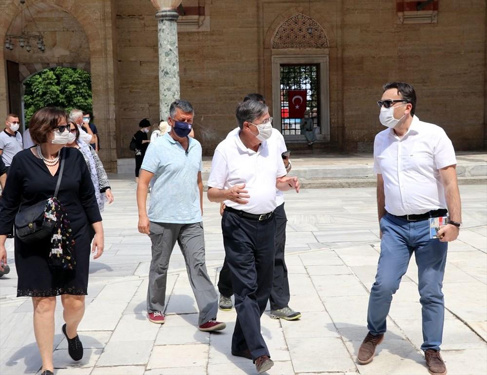 ABD'nin Ankara Büyükelçisi Satterfield ve ailesi Edirne'de - 11